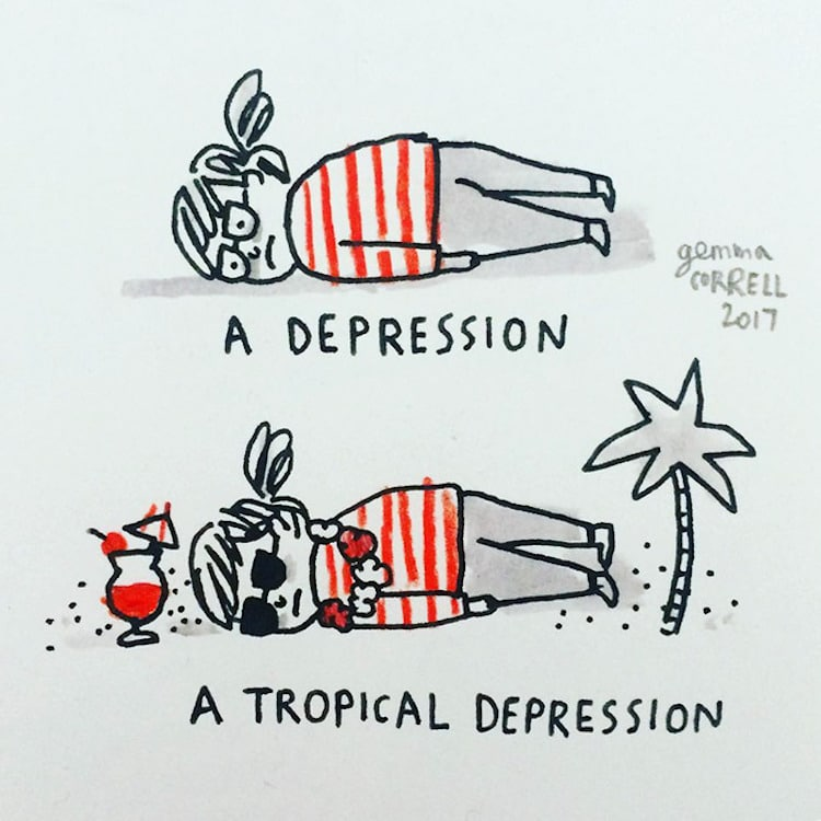 mental health comics