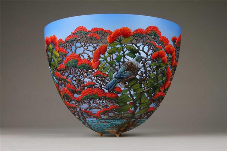 Nature-Inspired Woodwork Gordon Pembridge woodturning sculpture art nature