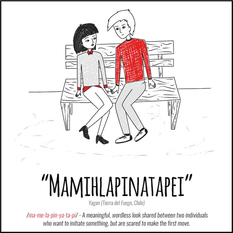untranslatable love words into english