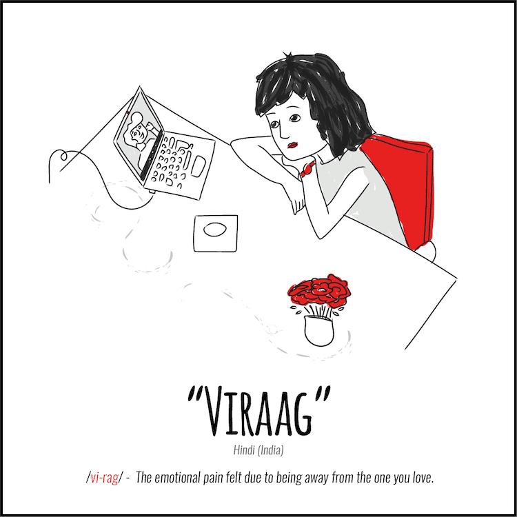 untranslatable phrases of love