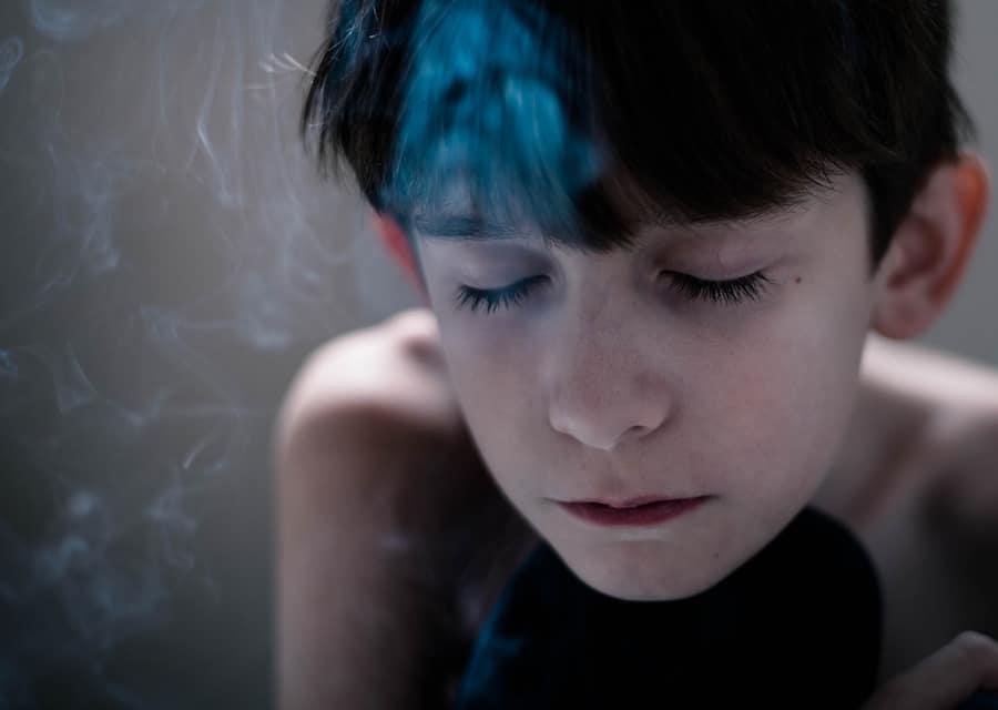 kate miller-wilson autism photo series son mom family