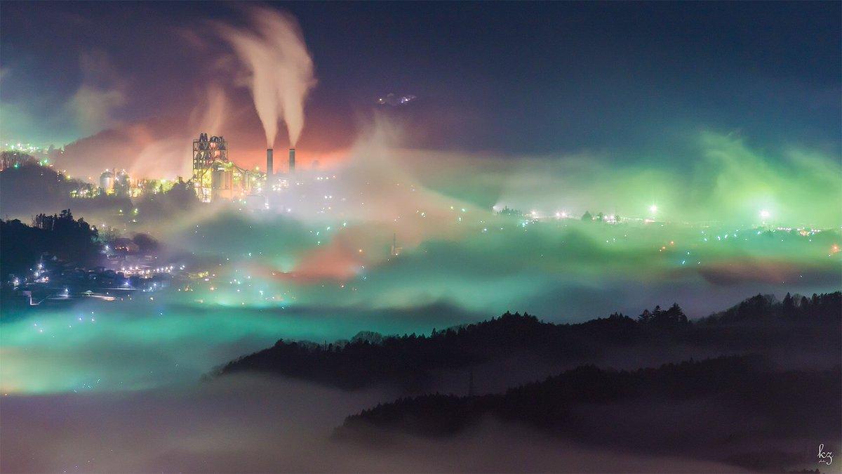 Cloud photography by Kazuki Sato