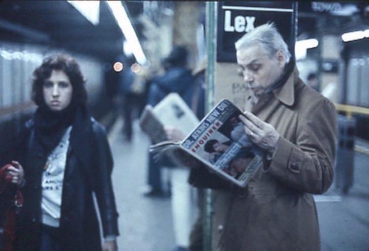 Fotografía callejera de nueva york en los años 70 nueva york en 1970 nueva york en los años 80 nueva york en 1980y ken stein
