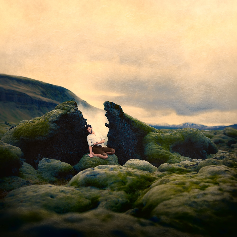 understanding human - iceland kory zuccarelli photography a crack in reality