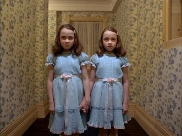 the shining prank twins martin hughes hotel scary funny