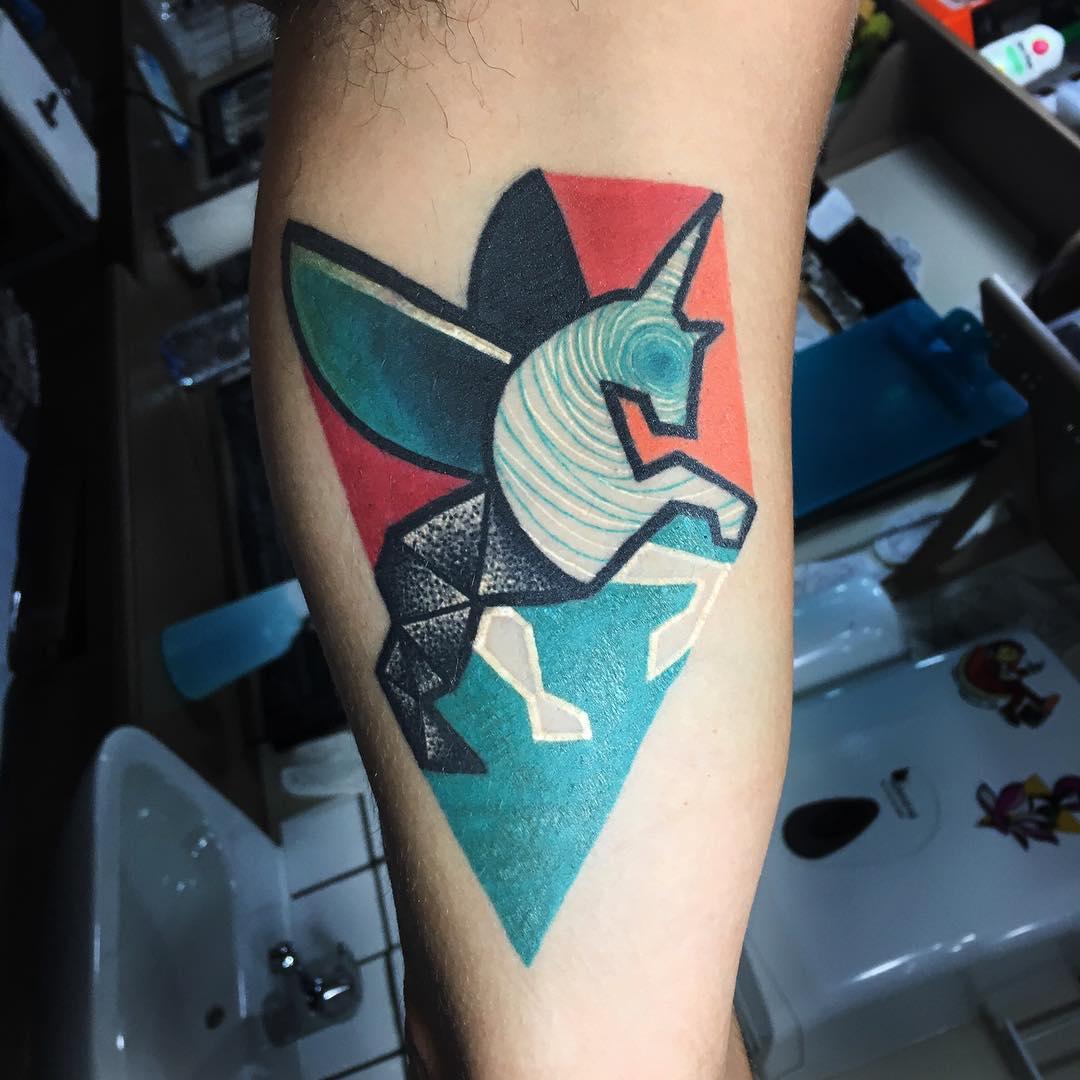 mike boyd cubist tattoos