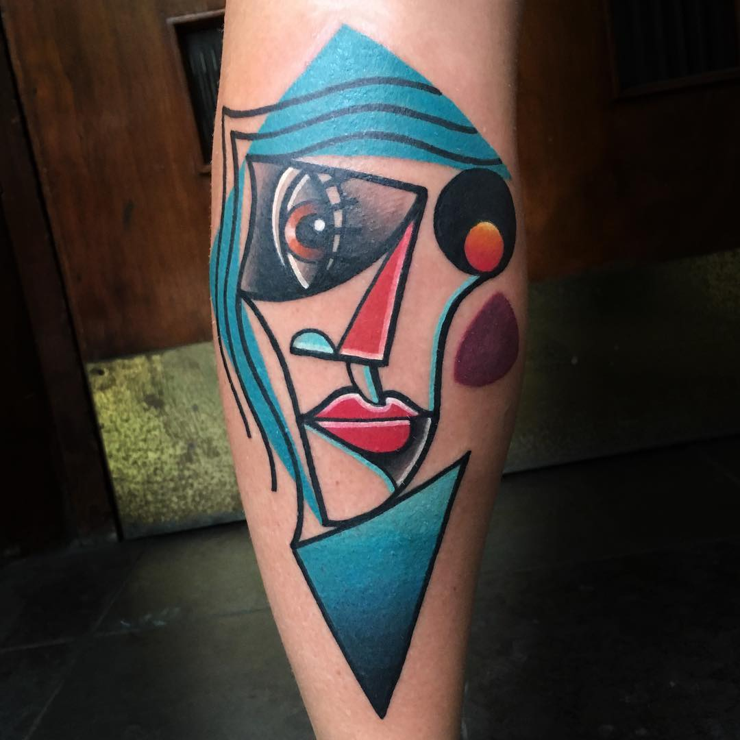 mike boyd cubist tattoos