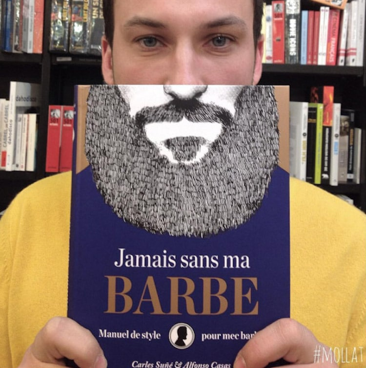 Book Covers With Faces : Book face series seamlessly combines real life people with