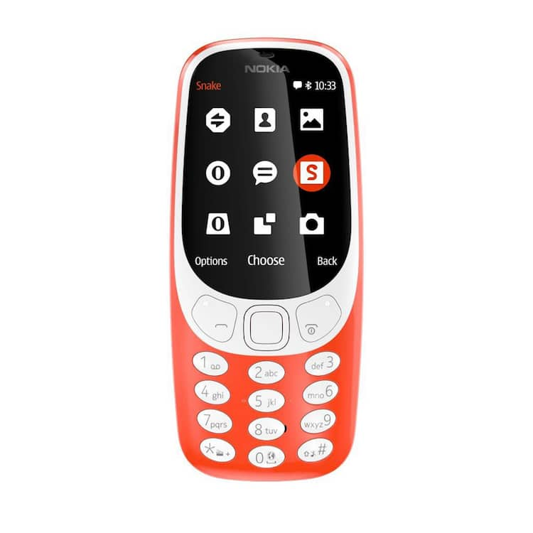 nokia 3310 phone 2017