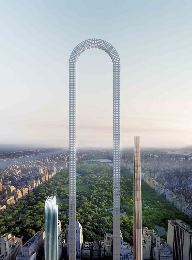 conceptual architecture skyscraper new york city
