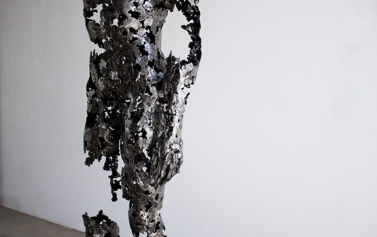 regardt van der meulen deconstructed sculptures fractured
