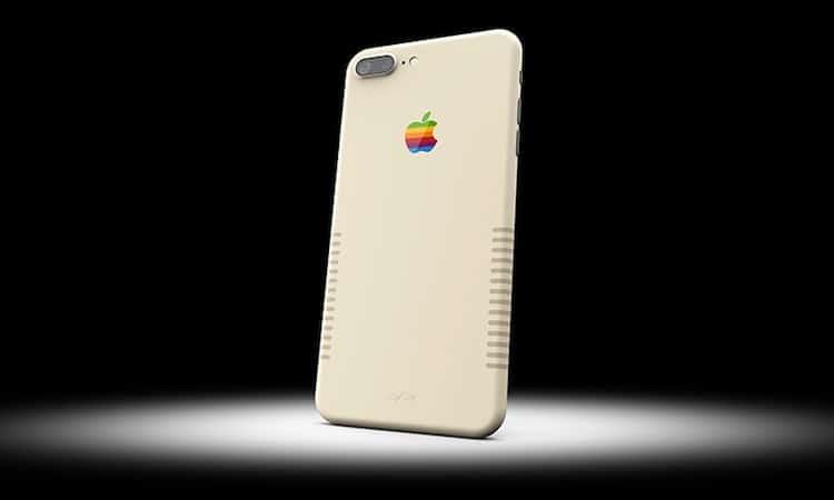 retro iphone 7 plus