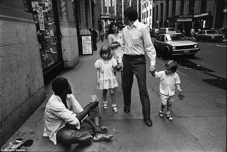 New York Street Photography by Richard Sandler