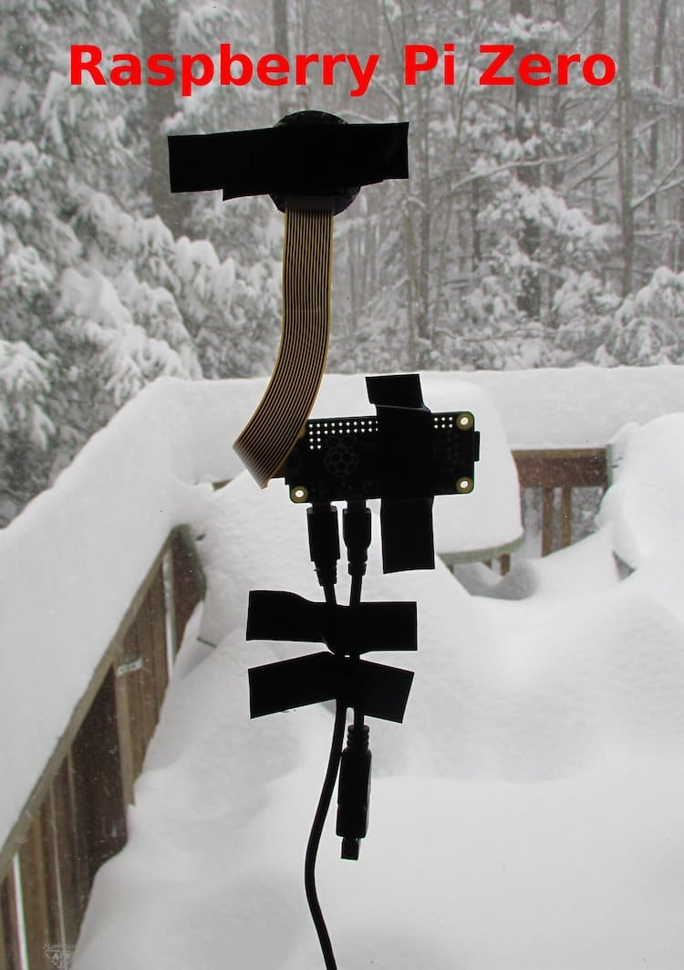 time-lapse videos setup