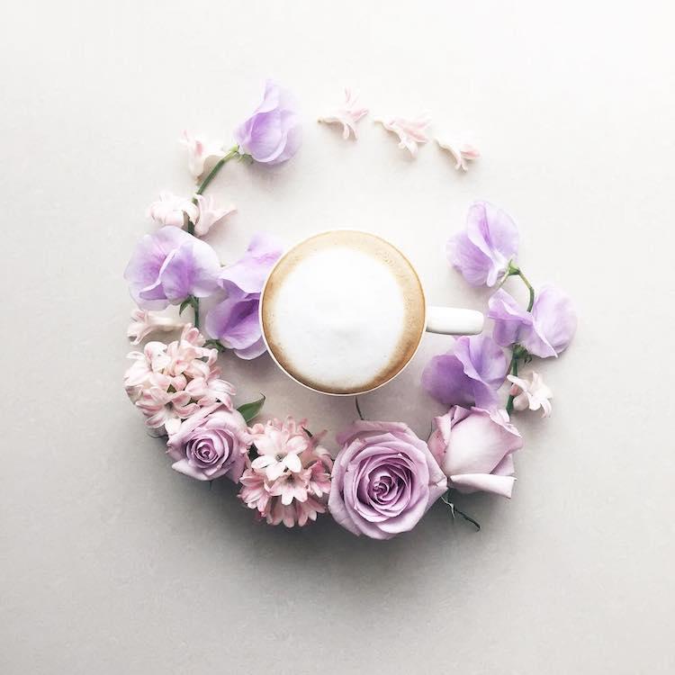 artistic flower arrangements