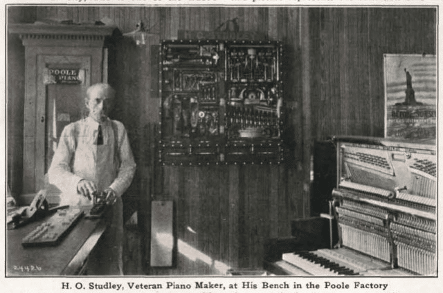 Studley Tool Chest is a Woodworker's Dream from the 19th Century