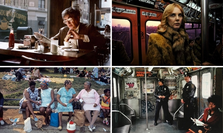 Best Street Photography of New York in the 70s and 80s