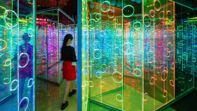 Rainbow Art Installations Dazzle Viewers With Unique