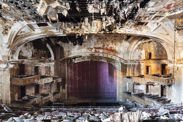 abandoned theaters matt lambros