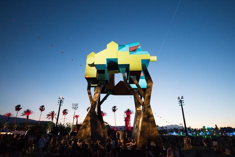 Coachella art 2017 festival
