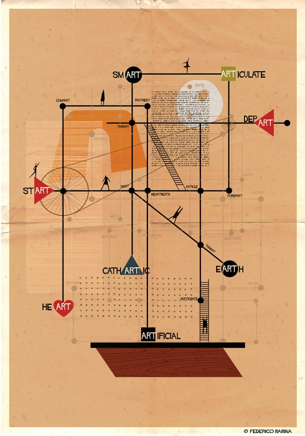 Federico Babina what makes great art