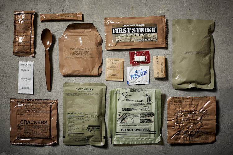 army rations