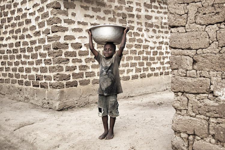 Ewe tribe of Togo
