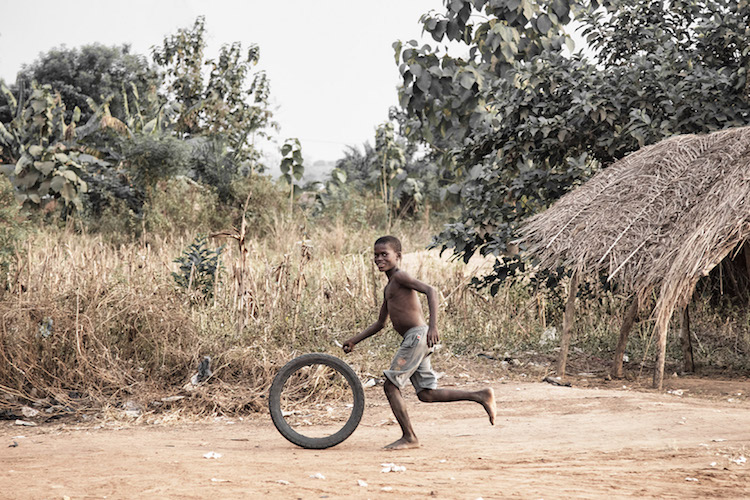 Togo by Gustav Willeit for the Costa Foundation