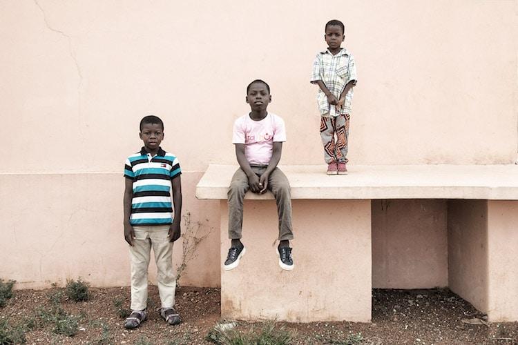 photos of Togo Gustav Willeit