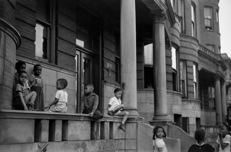 images of southside chicago edwin rosskam