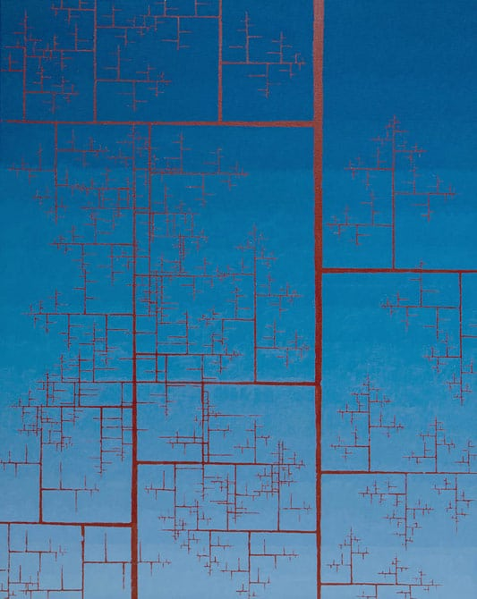 Bruce Pollock Line Art