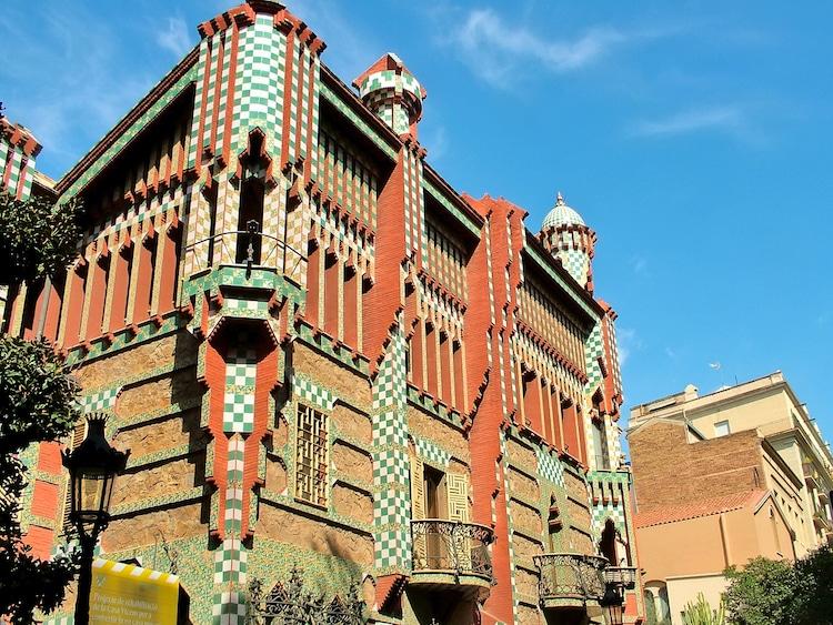 casa vicens gaudi museum