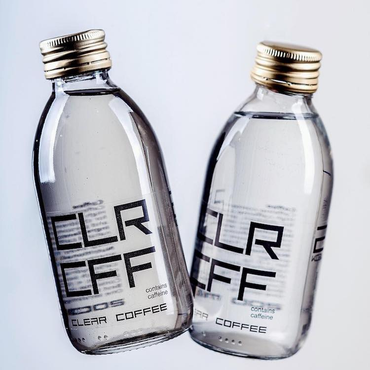 clear coffee