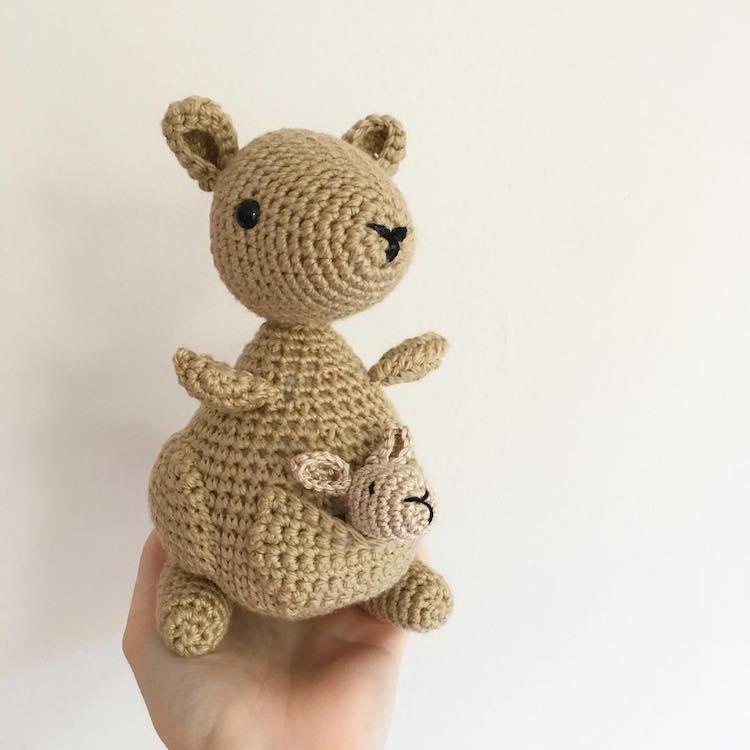 Crochet Australian Animals By Alli Parker Of Hart Crafts