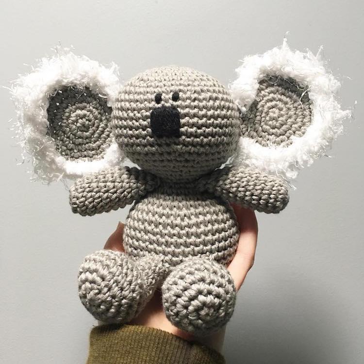 Crochet Australian Animals Crochet Animals Hart & Craft Alli Parker
