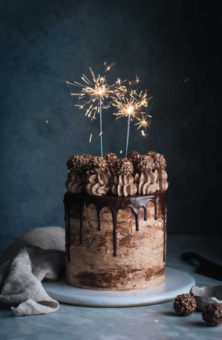 creative drip cake ideas
