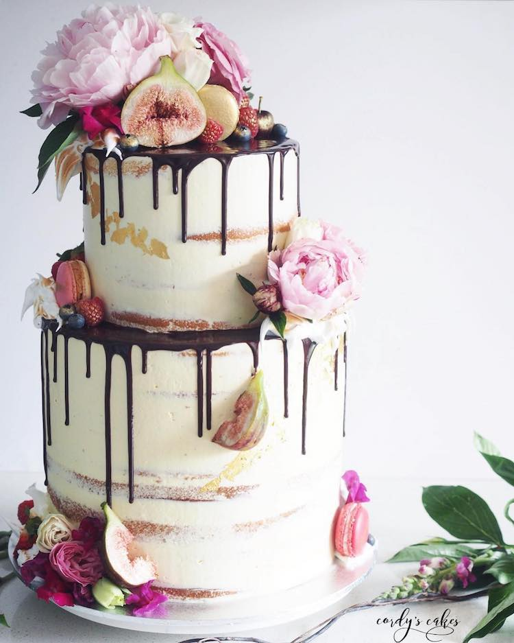 creative drip cake ideas