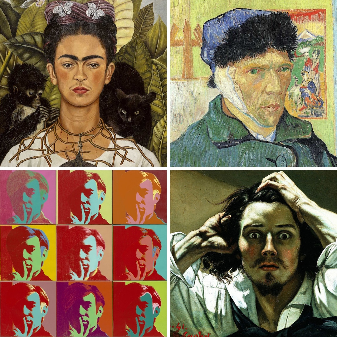 Famous Self-Portraits Iconic Artists