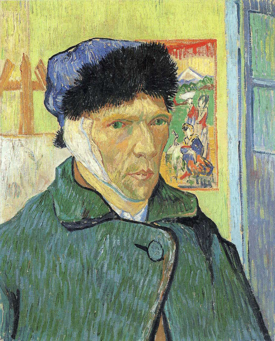 famous self portraits show self portraiture trend throughout art history