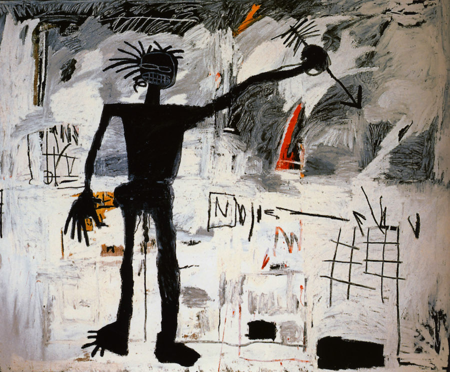 Famous Self-Portraits Art History Jean-Michel Basquiat Famous Self Portraits