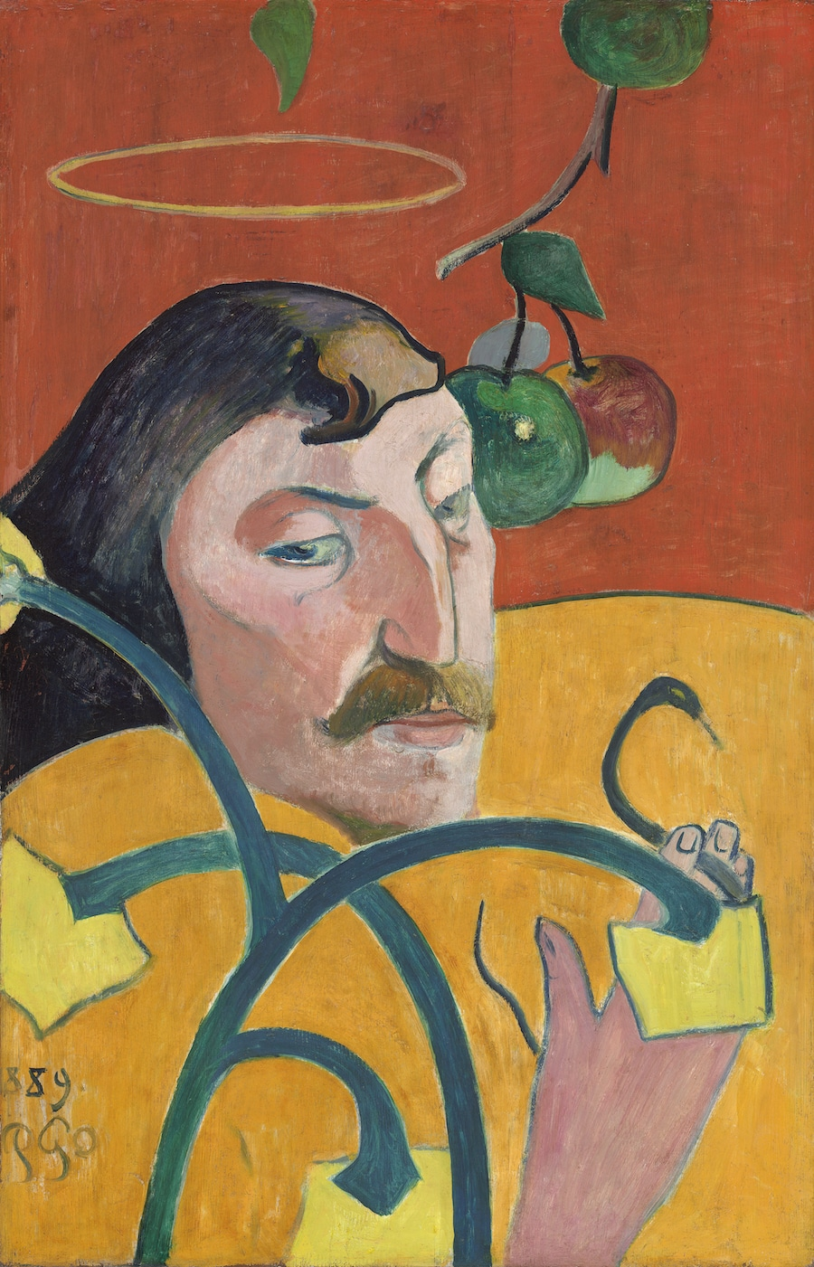 Famous Self Portraits Art History Paul Gauguin