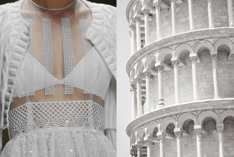 Architecture Fashion How Fashion Designs And Architects Cross Pollinate