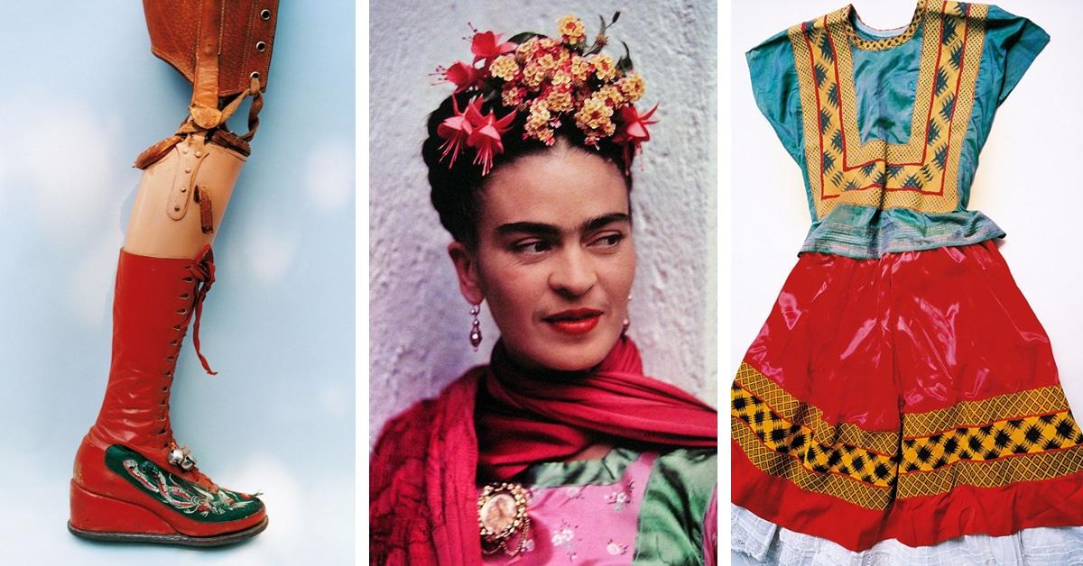 Makeshift Frida Kahlo Closet Remains Hidden For 50 Years