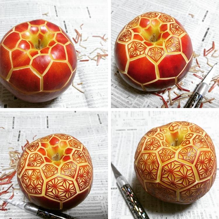 Fruit Art by Gaku