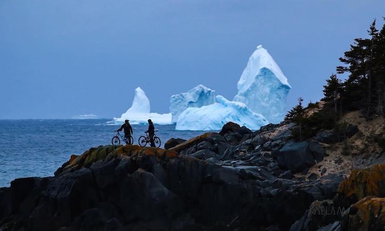 Giant Iceberg Picture