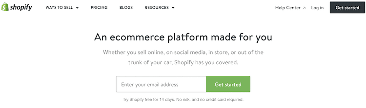 How to Create a Shopify Shop