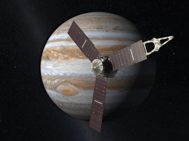 Juno Probe NASA