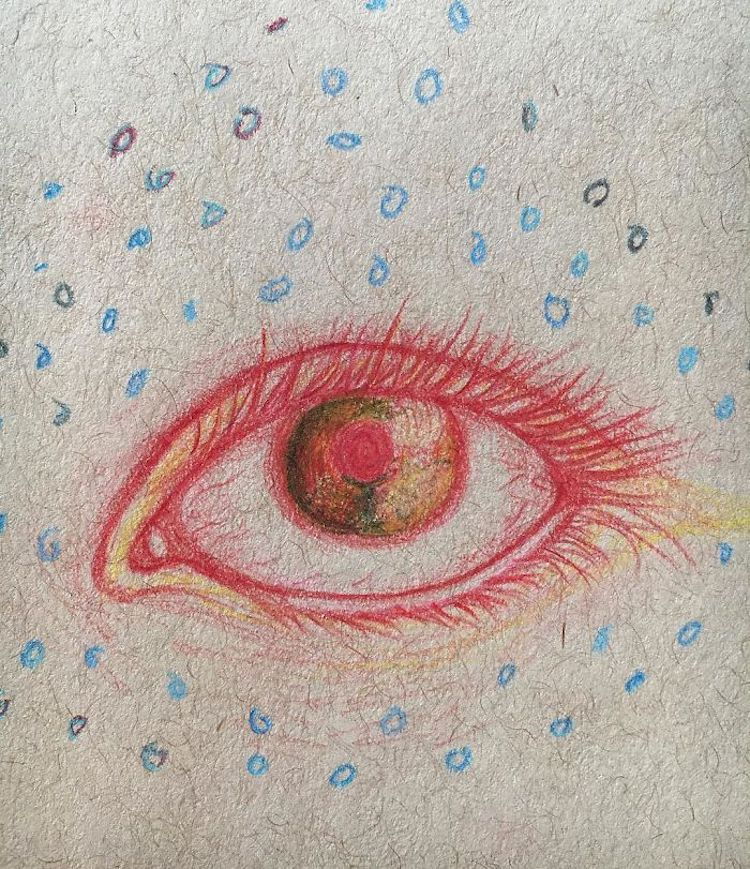 Schizophrenia Drawings