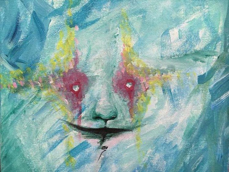 Schizophrenia Art