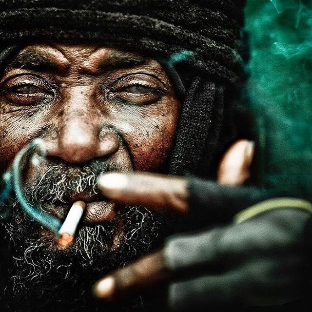 lee jeffries urban portraits